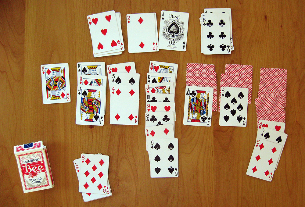 Image result for Play Solitaire for good mental exercise